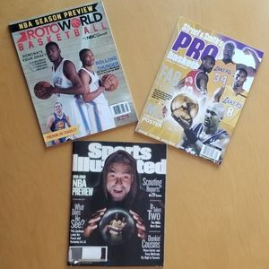 SI NBA Preview 99 | S & S NBA 03 | Roto World 13